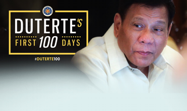 Duterte 100 Days